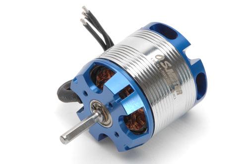 O.S. OMH-5830-490 3D Heli Brushless Motor (M-OS51020180)