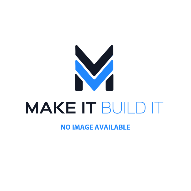 4738-HPI Mounted T-Grip Tire 26mm Rays 57S-Pro Wheel Chrome